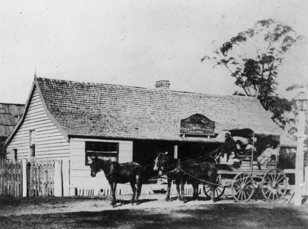 Tingalpa Hotel History