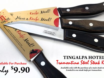Tramontina Steak Knife