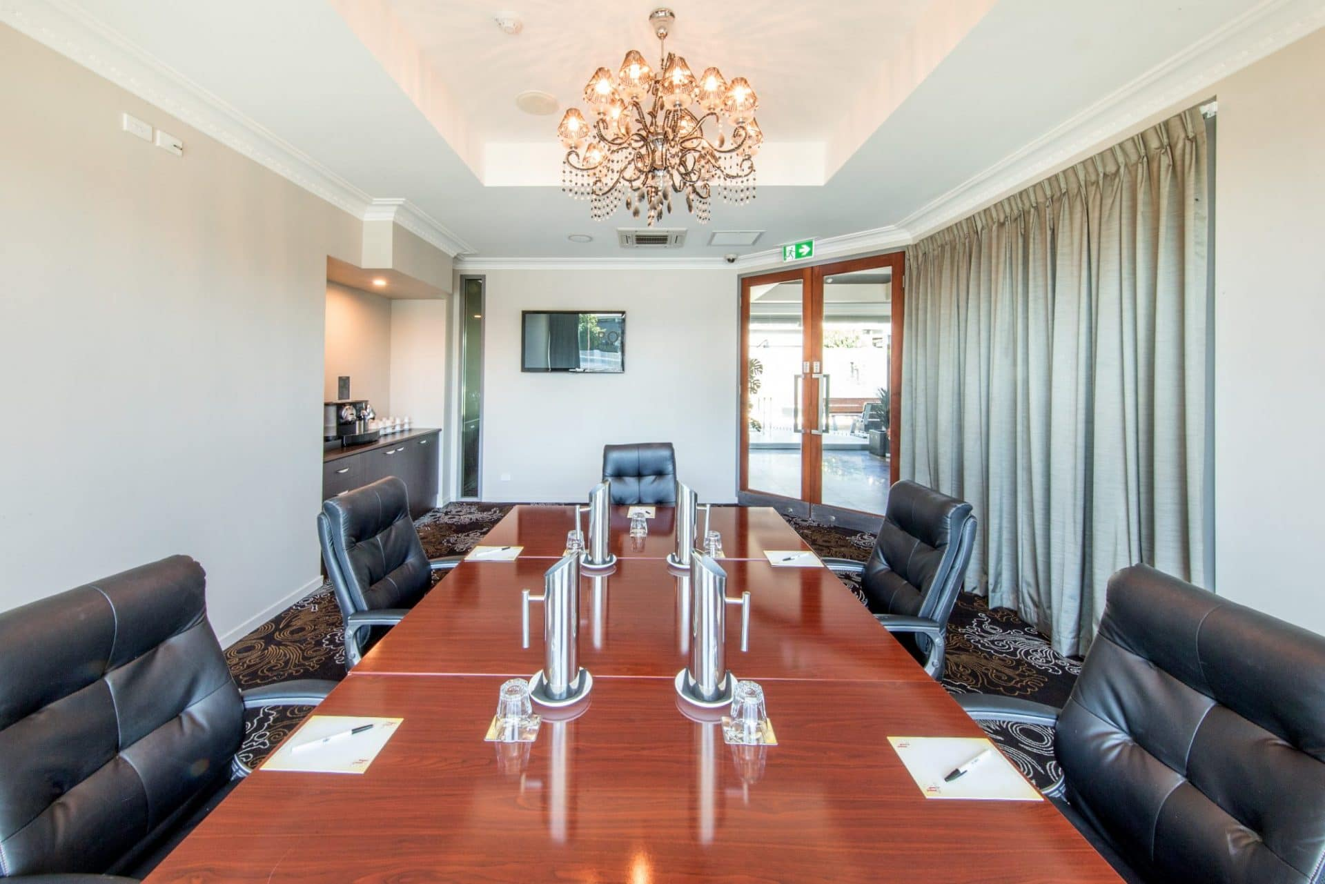 Corporate Events in the Boardroom