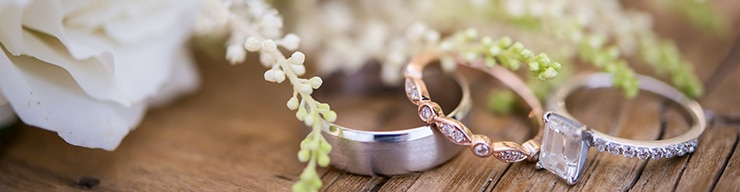 Weddings & Events - Rings