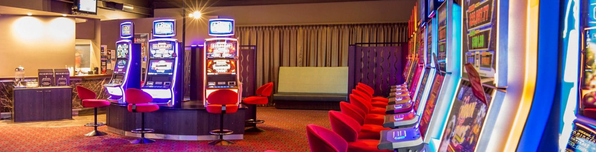 Gaming Lounge at Tingalpa Hotel