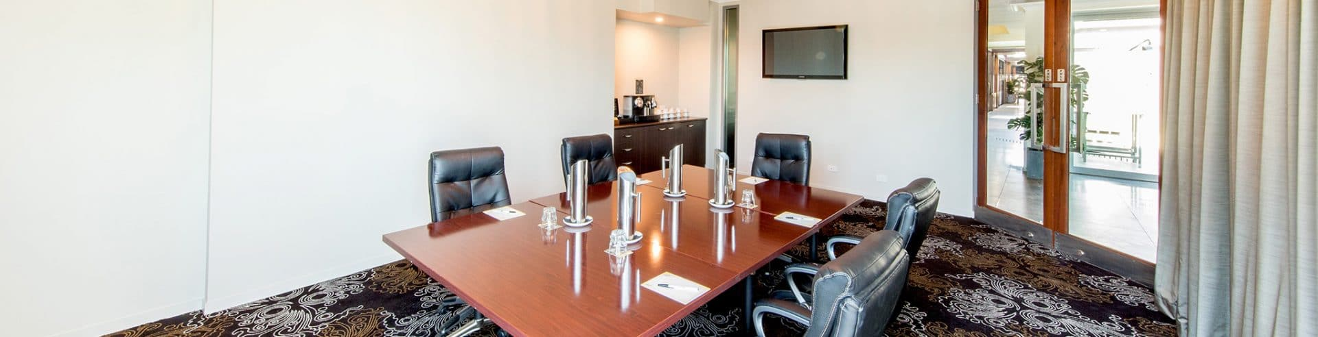 Boardroom Private Function Room - Tingalpa Hotel