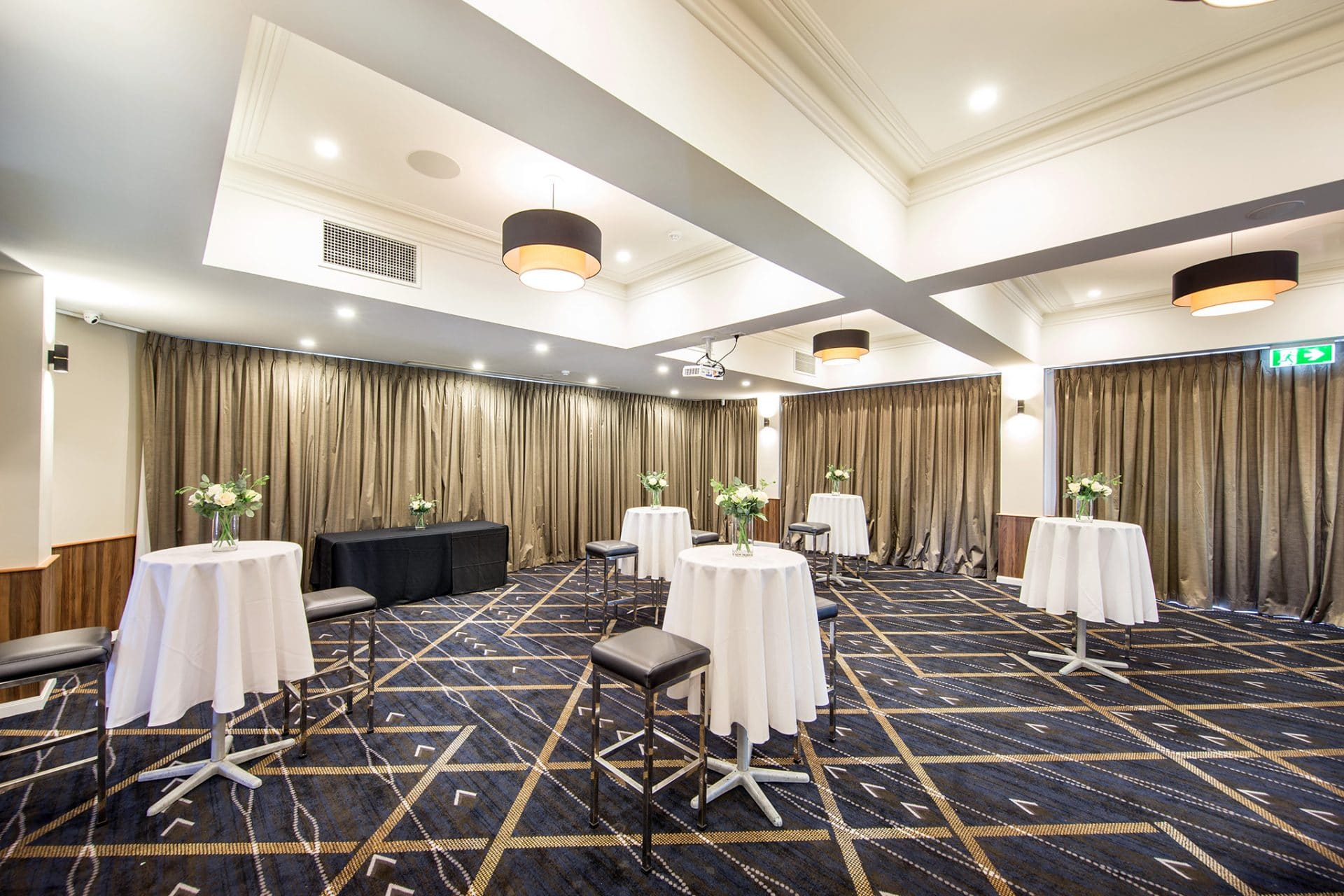 Wynnum Room - Private Function Room - Tingalpa Hotel