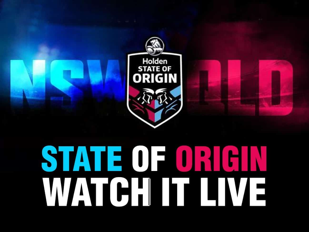State of Origin Action & Snacks