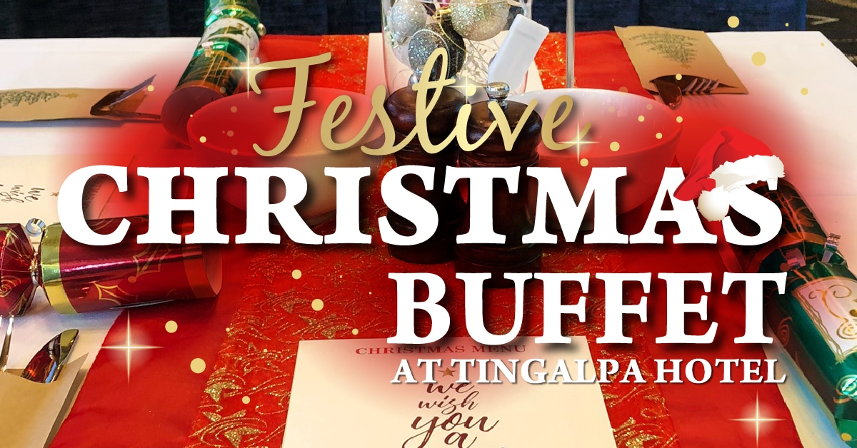 Christmas Lunch Buffet 2020 at Tingalpa Hotel