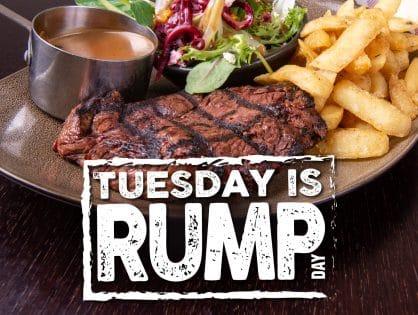 Tuesday Rump Day